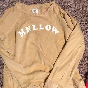 Billabong mellow pullover sweatshirt